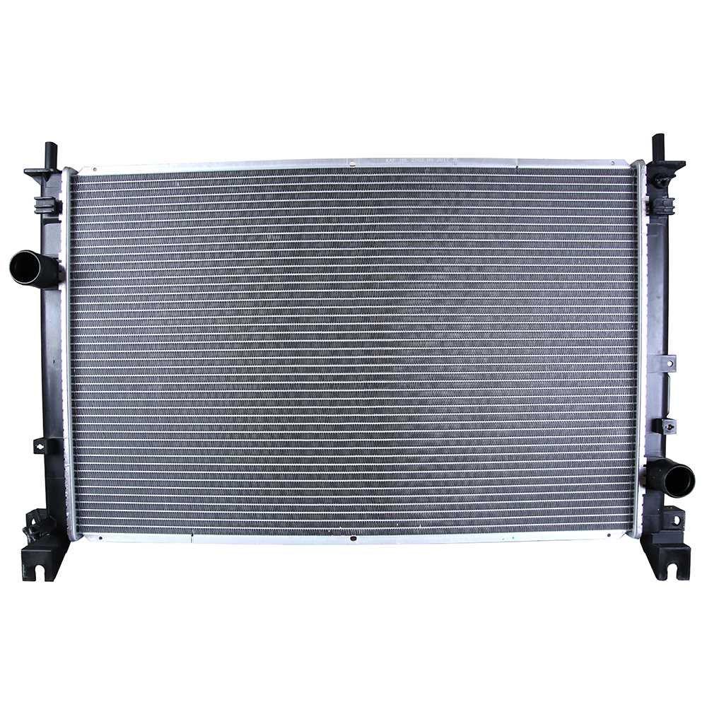 Prime Choice Auto Parts RK1062 New Aluminum Radiator
