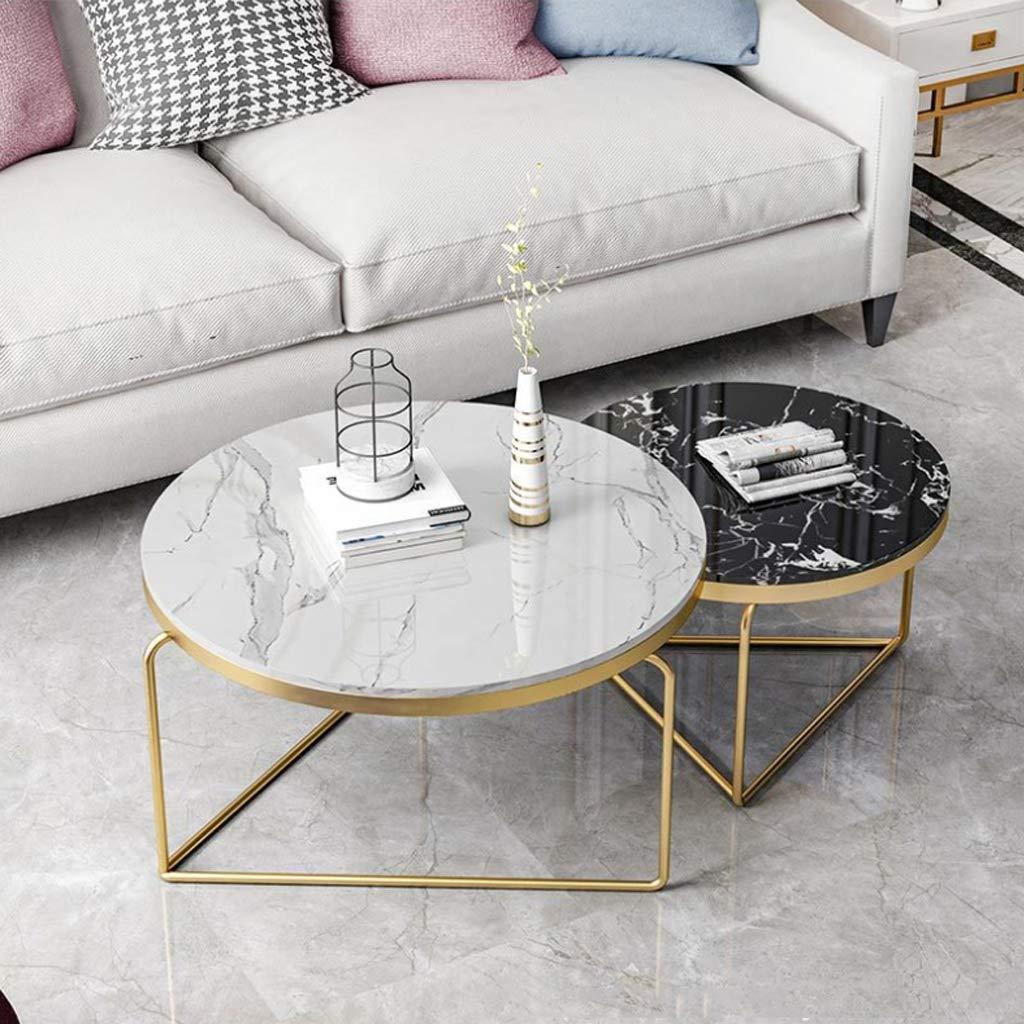 2 Nido de Juegos de mesas de café Muebles de Sala Sofá Mesa ...