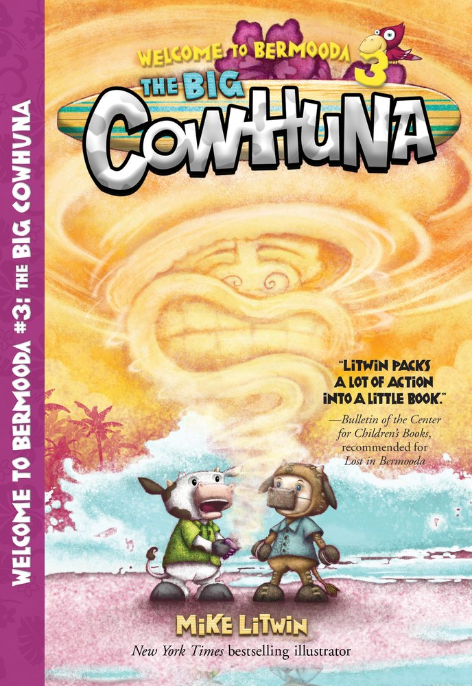 Read Online The Big Cowhuna (Welcome to Bermooda!) ebook