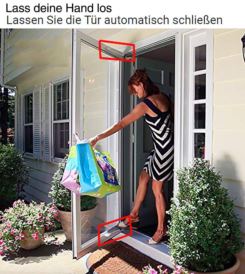 Hydraulisch T/ürschlie/ßer,Pneumatischer T/ürschlie/ßer Puffer Positionierung Schlie/ßen