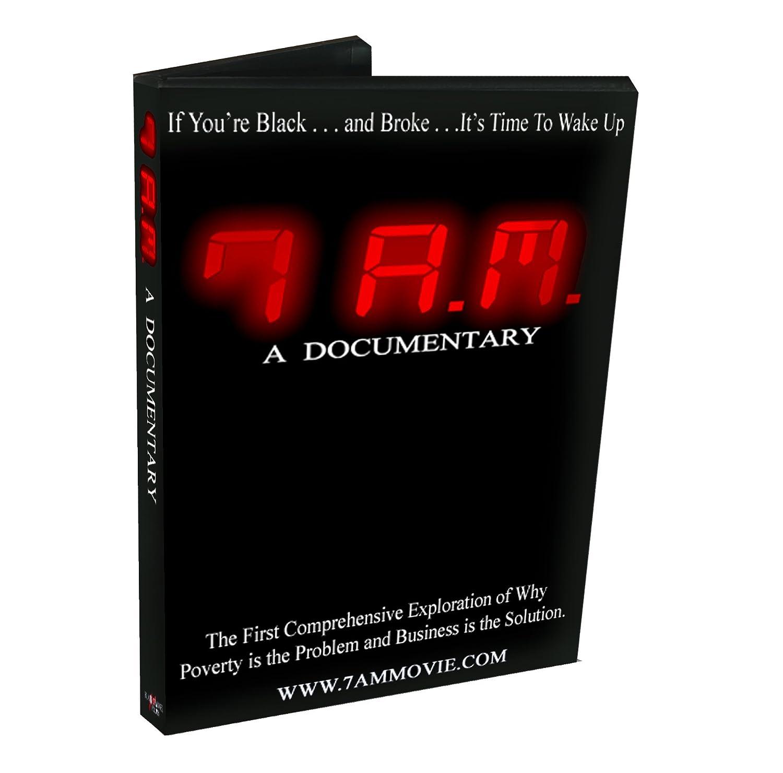 Amazon.com: 7AM: A Documentary: Jason Black, Dr. Claud Anderson, Don Peebles, Brett Pulley, A'Leila Bundles, Umar Johnson, Shalimar Thomas, Morris Levine: ...