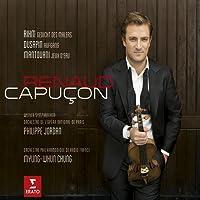 Renaud Capucon plays Rihm, Dusapin & Mantovani
