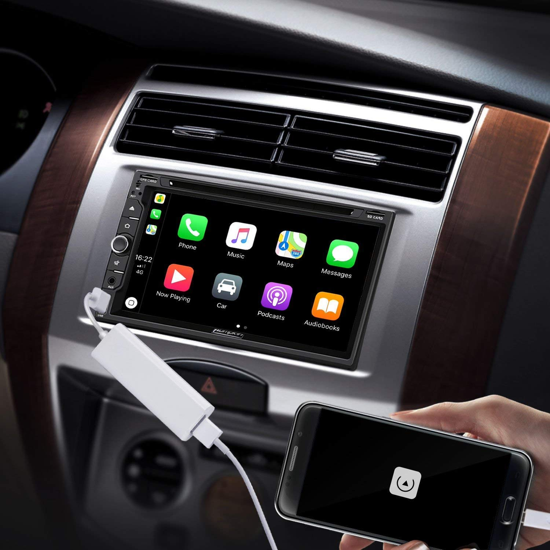 PUMPKIN USB Android Auto Autoplay Dongle f/ür Android Autoradio