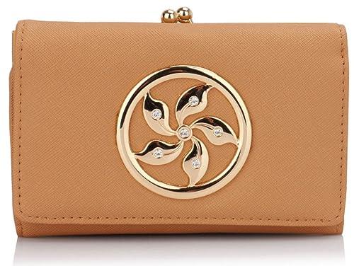 LeahWard Señoras Moda desigual la portamonedas Bolso cartera bolsa el monedero Billetera Acuñar mujer es Calidad cuero artificialCWP1065 CWP1063
