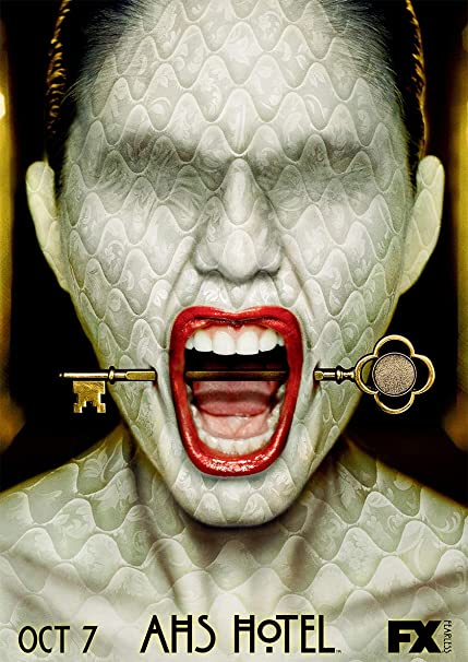 Instabuy Poster American Horror Story (M) - Theaterplakat - A3 (42x30 cm)
