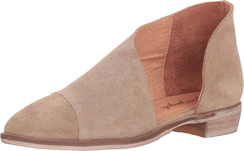 Free People Womens Flat Royale Closed Toe Mules Amazon Ca Shoes Handbags