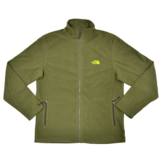 The North Face Mens Neo Full Zip Fleece Jacket