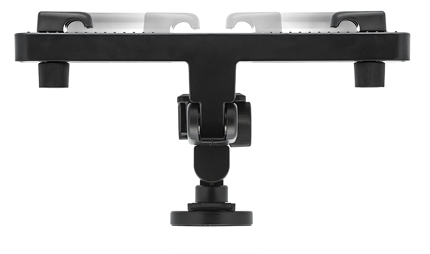 BT1-730-2 Bracketron Universal Tablet Headrest Magnet Mount for Tablet Phablet-style iPad Samsung Galaxy Tab S4 S3 Microsoft Surface Pro Asus ZenPad 3S 10 Lenovo IdeaPad Huawei MediaPad  Fire