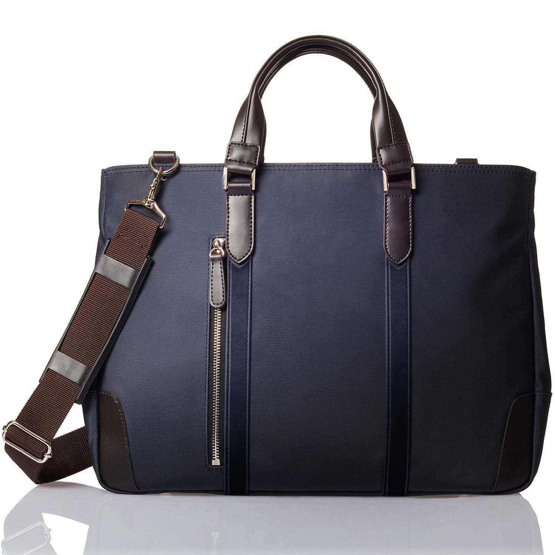 bfe10d7c87cf Amazon.co.jp: [グレヴィオ] B4 2way ビジネスバッグ メンズ ブラック: シューズ&バッグ