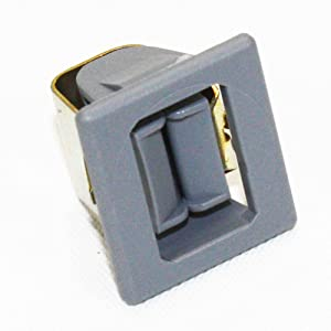 Ge WE01X25316 Dryer Door Catch Genuine Original Equipment Manufacturer (OEM) Part
