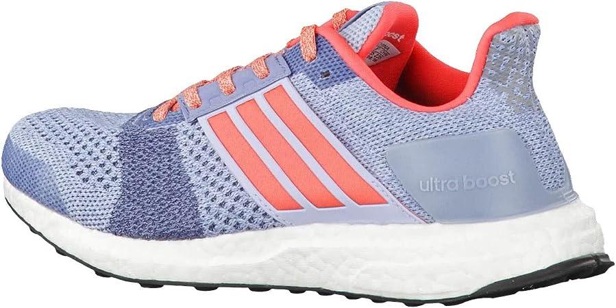 adidas Ultra Boost st w - Zapatillas de Running para Mujer, Azul - (AZUSEN/CORNEB/Grpudg) 45 1/3: Amazon.es: Deportes y aire libre
