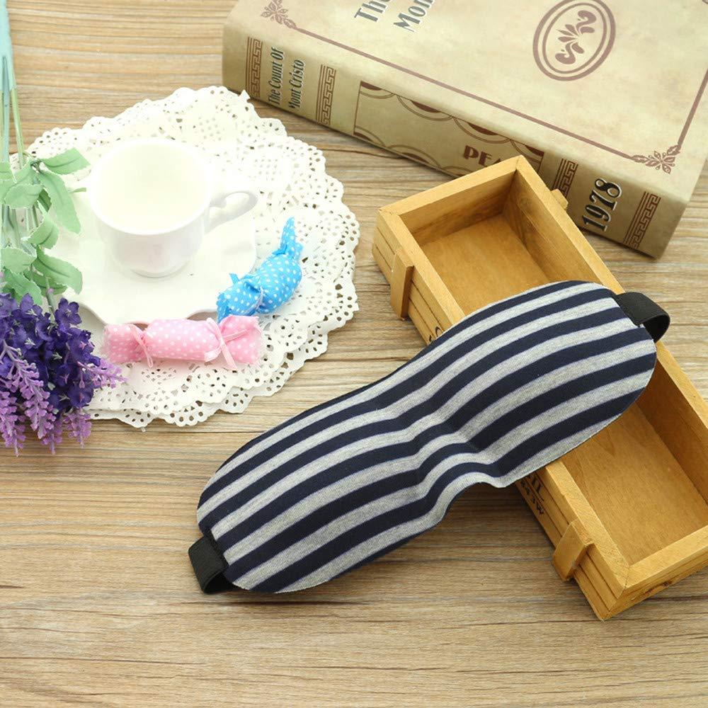 Saying Luxury 3D Eye Mask Shade Cover Rest Sleep Eyepatch Blindfold Shield Travel Sleeping, Sleep Anywhere, Anytime (I09)