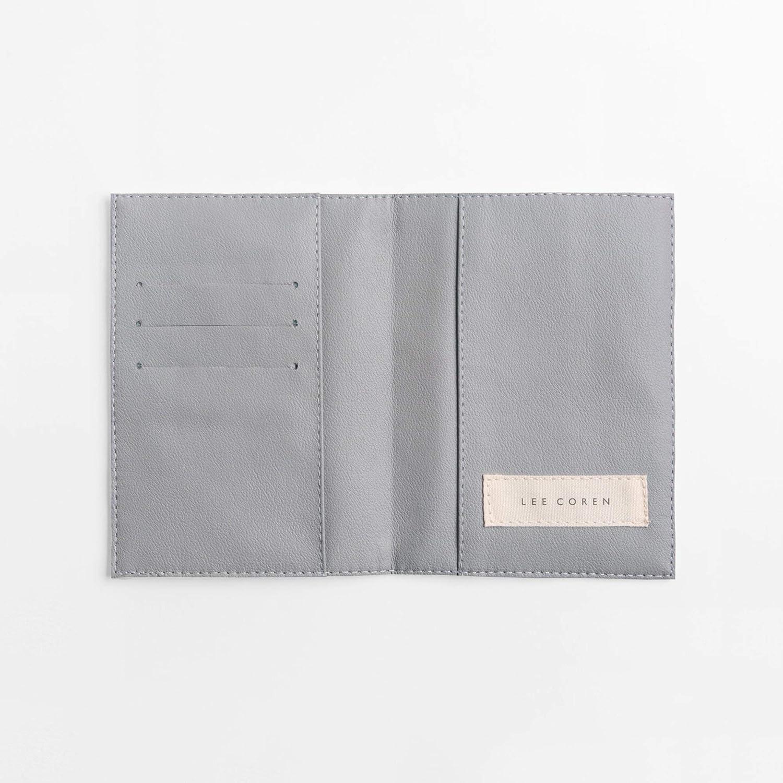 dde3aedbbf32 Passport Holder Case, Passport Travel Wallet, Passport Canvas Cover ...