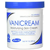Vanicream Moisturizing Skin Cream for Sensitive Skin, 16 Oz