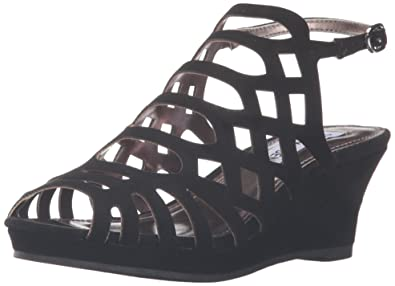 7753d766fb72b Steve Madden Girls  JSLITHR Wedge Sandal
