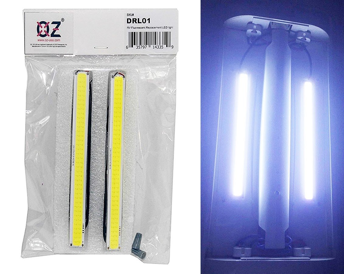 Amazon.com: Fluorescent Replacement LED Light Motorhome T8 T5 12\
