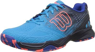 Wilson Kaos Comp, Zapatillas de Tenis Hombre: Amazon.es ...