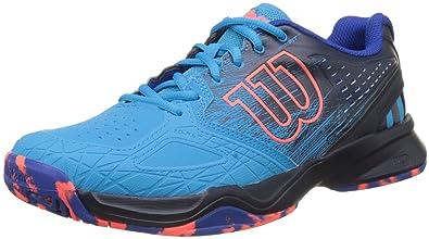 Wilson Kaos Comp, Zapatillas de Tenis Hombre: Amazon.es: Zapatos y ...