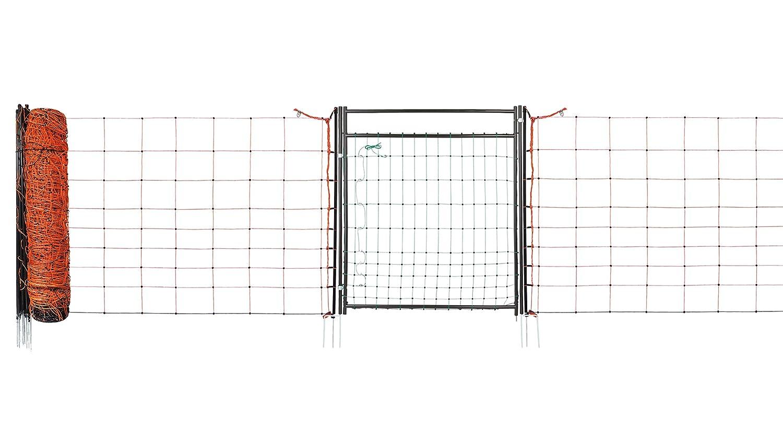 Eider - Set di rete a nido d'ape, 2 x 50 m, 90 cm