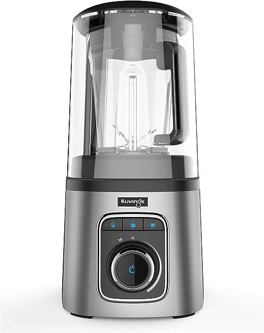 Amazon.com: Kuvings sv500s aspiradora licuadora, color ...