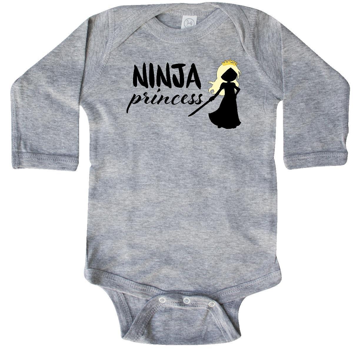 Amazon.com: inktastic - Ninja Princess-Blond Silhouette Long ...
