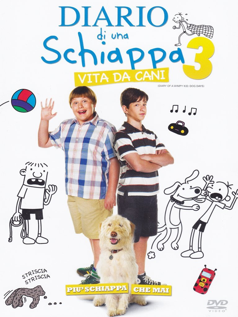 Diario Di Una Schiappa 3 Vita Da Cani Amazon It Gordon Zahn Gordon Zahn Film E Tv