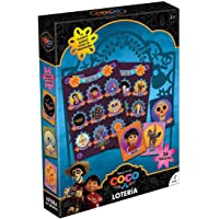 Novelty Loteria Coco Board Game