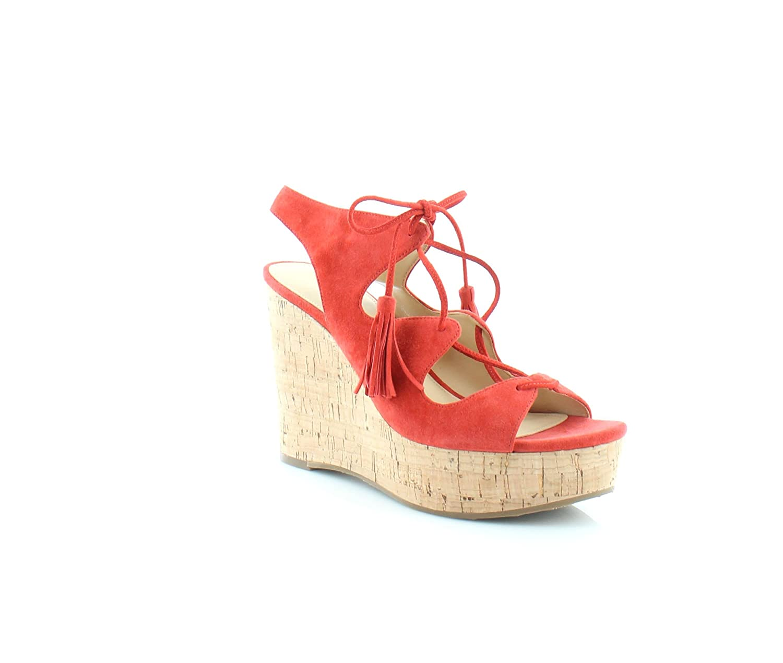 Ivanka Trump Zenia Womens Sandals /& Flip Flops Medium Red Size 10 M