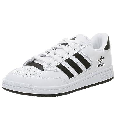 new product 2028a 18709 adidas Originals Men s Centennial Lo Shoe,White Black Black ...