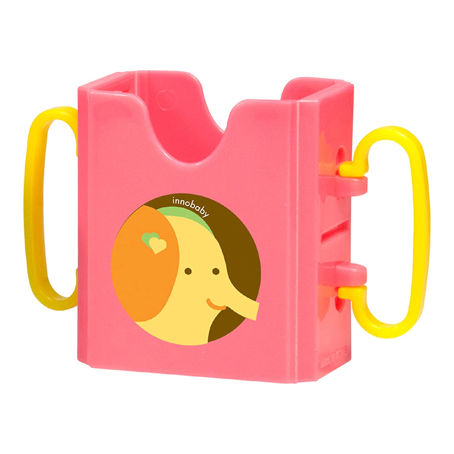 Innobaby Packin' SMART Keepaa Juice Box Holder, Strawberry by Innobaby   B006T2P9VI