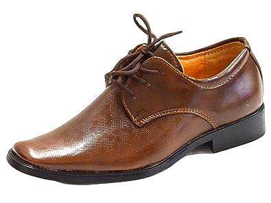 Schuhe von braun