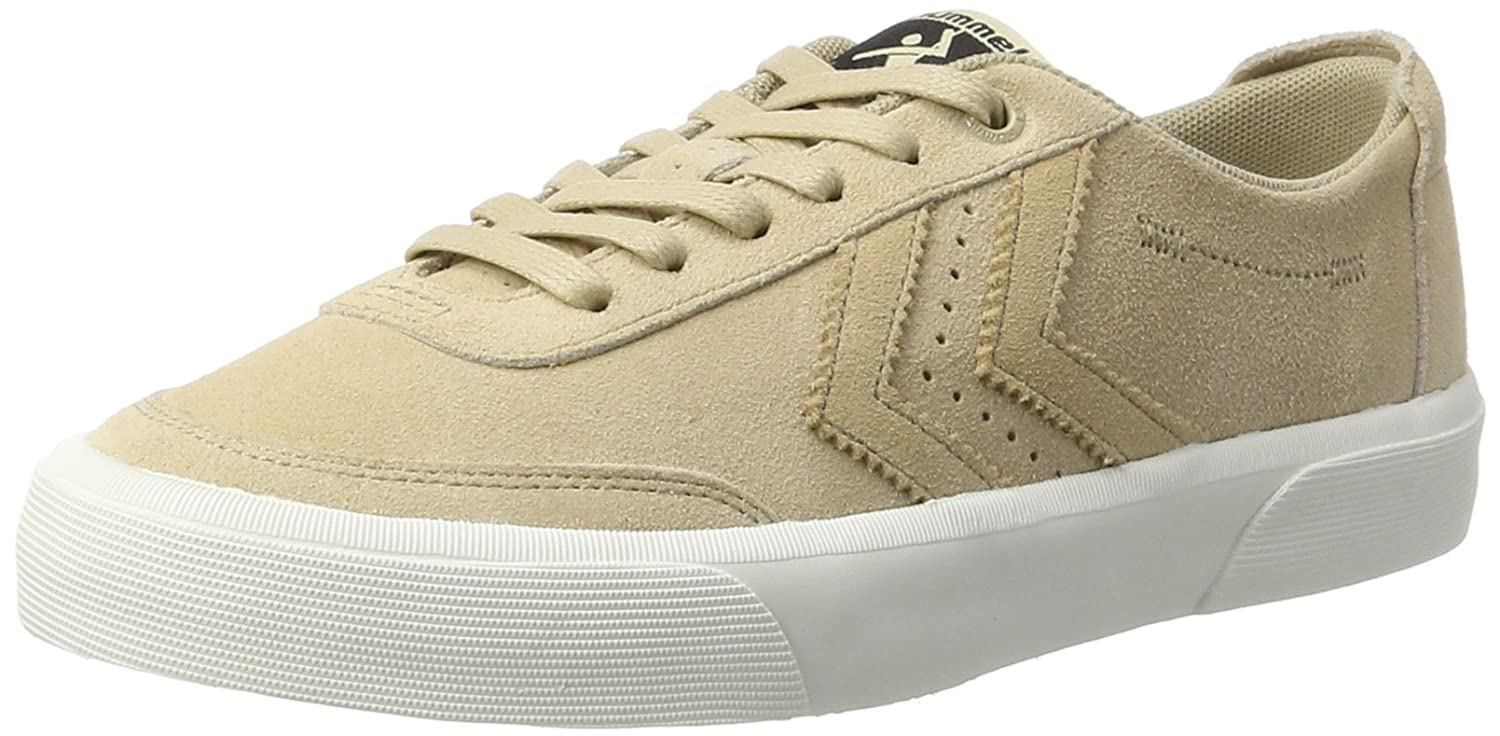 TALLA 40 EU. hummel Stockholm Suede Low, Zapatillas Unisex Adulto