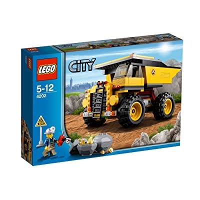 LEGO City 4202 Mining Truck: Toys & Games