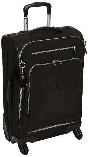 Kipling Youri Spin 55, Hand Luggage, 55 cm, 33 liters, Black: Amazon.co.uk:  Luggage