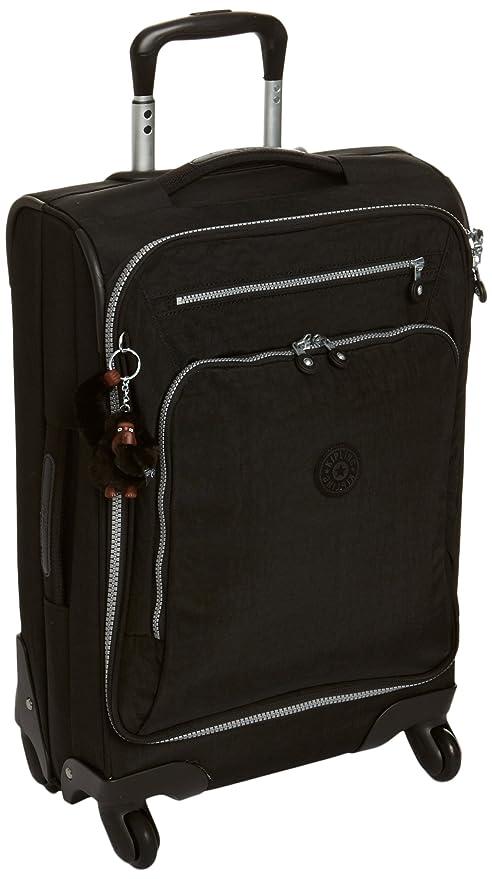 Kipling Youri Spin 55, Hand Luggage, 55 Cm, 33 Liters, Black
