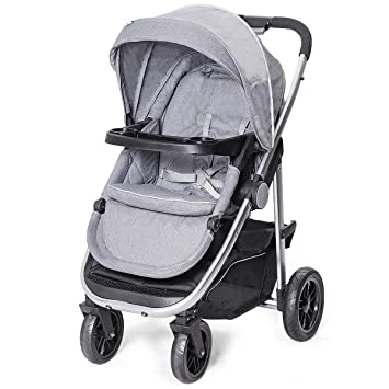 Amazon.com: costzon, convertible de carriola de bebé ...