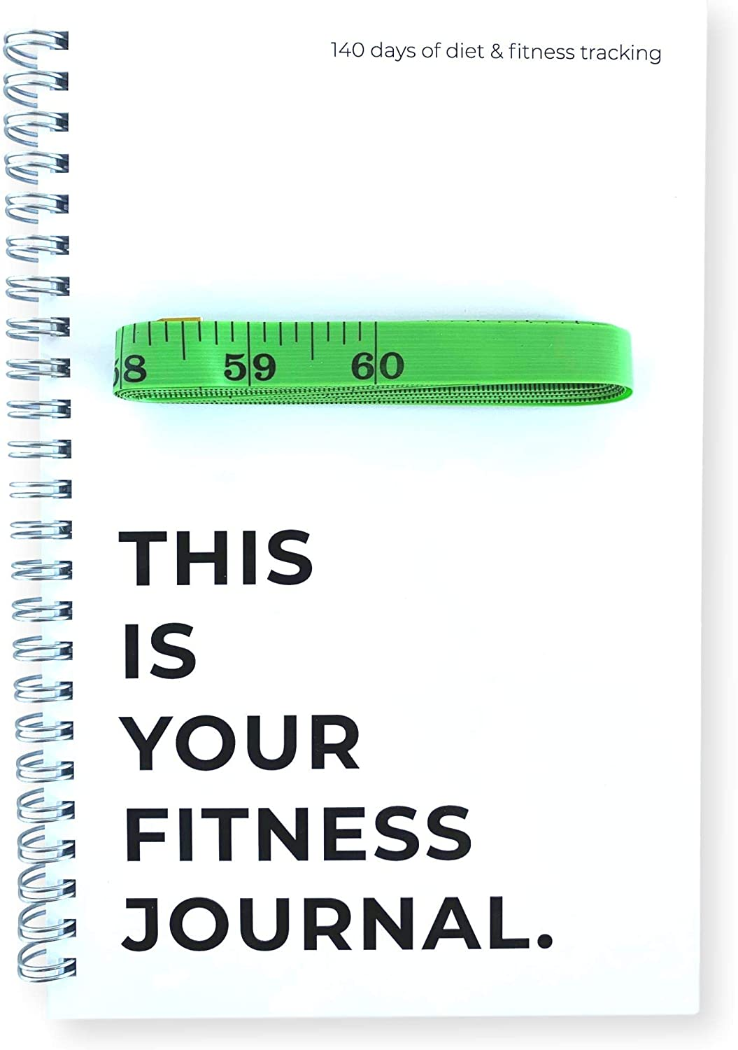 Your Fitness Journal - 6