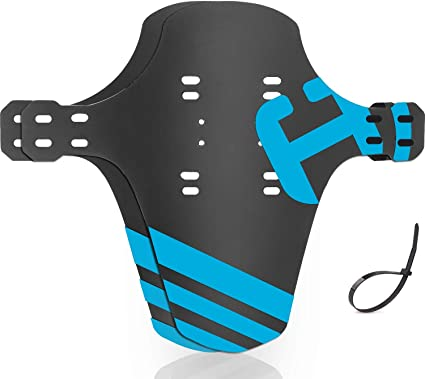 2x Mudguard Fender Spritzschutz Mudguard Schutzblech MTB/'s Fahrrad E-bike Vorne