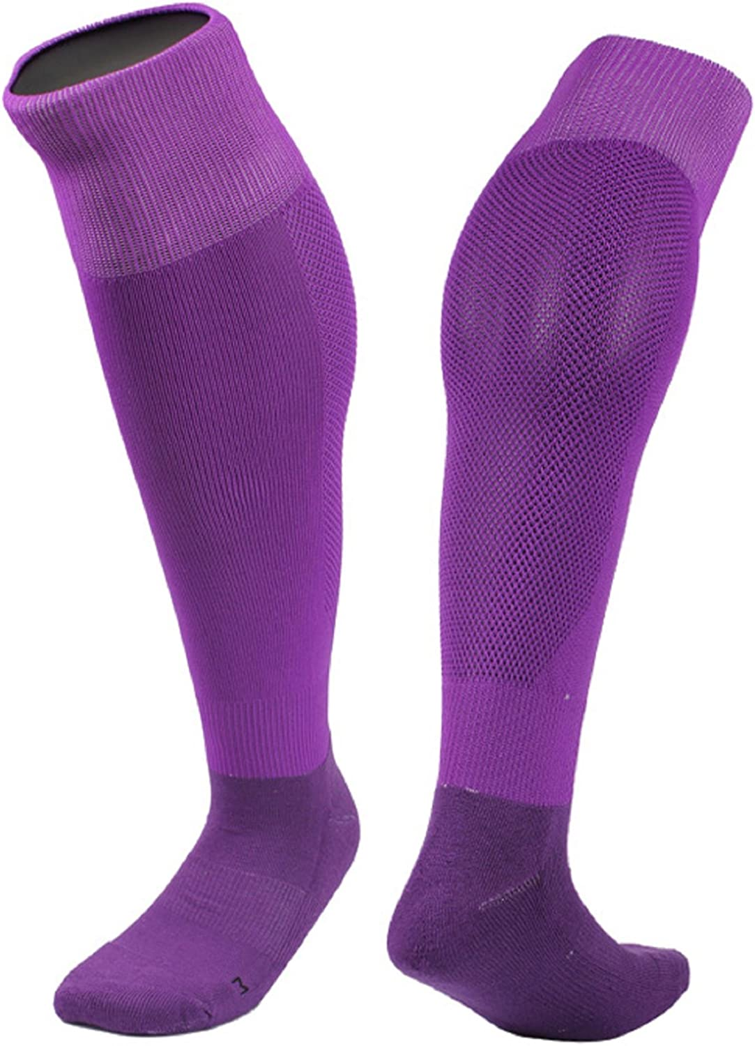 Lian LifeStyle Womens 1 Pair Knee High Sports Socks for Baseball//Soccer Size M