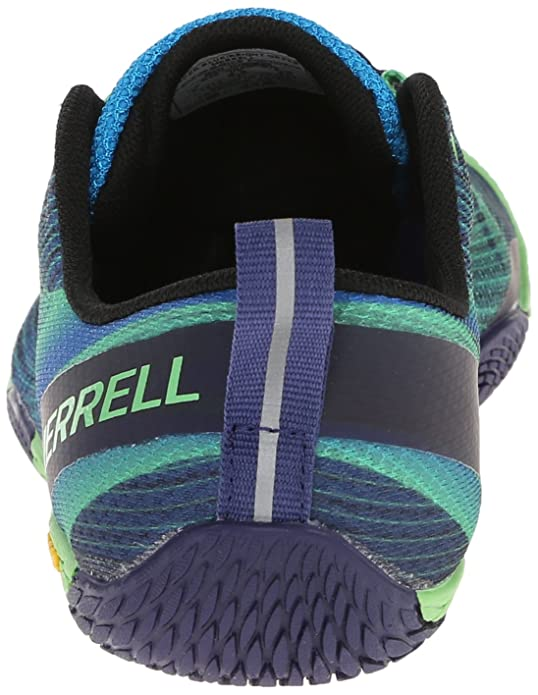 MERRELL VAPOR GLOVE 2 Men's Trail Running Vibram Shoe Racer Blue j03909 Size 15