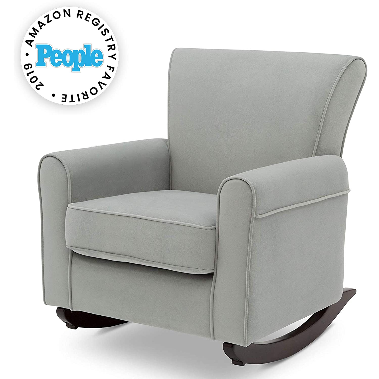 Magnificent Delta Children Lancaster Rocking Chair Featuring Live Smart Fabric Mist Beatyapartments Chair Design Images Beatyapartmentscom