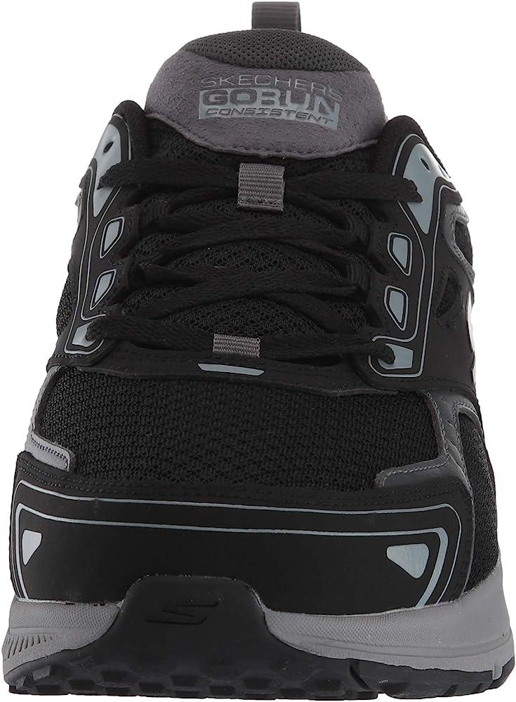 Skechers Go Run Consistent Performance Running & Walking Shoe, Scarpe da Ginnastica. Uomo