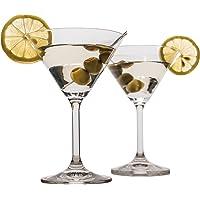 Lara Martini Cristal Conjunto de 6