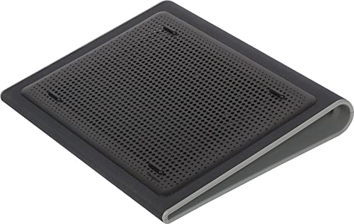 Targus lap Chill Mat for Laptop, Black/Grey
