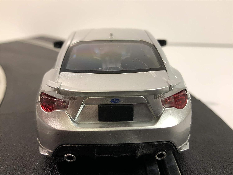 Policar CT01W Subaru BRZ Metallic Silver