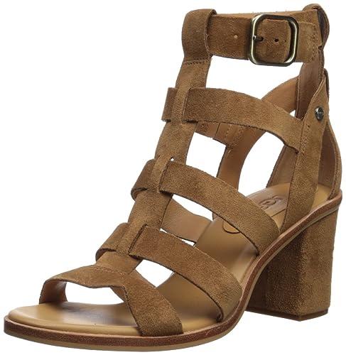 2b97d163672 UGG Womens Macayla Heeled Sandal: Amazon.ca: Shoes & Handbags