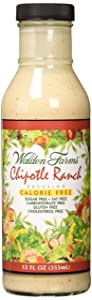 Walden Farms Chipolte Ranch Dressing 2 Pack