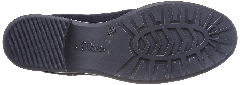 S.Oliver Damen 5-5-25335-32 805 Chelsea Stiefel Blau (Navy), EU 42 EU (Navy), d426f9