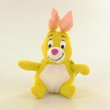 "Disney Winnie the pooh - Mini Peluche Reversible ""Conejo"""