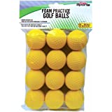 Amazon Price History for:PrideSports Practice Golf Balls, Perforated, 12 Count